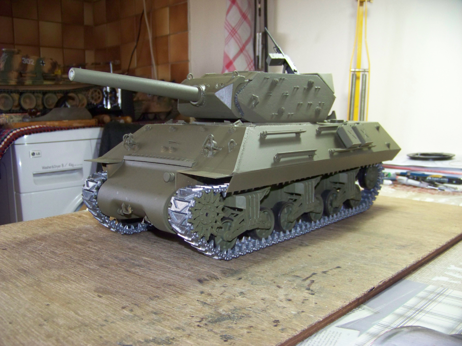 3-inch Gun Motor Carriage M 10 Tank Destroyer 11-3e9e5d8