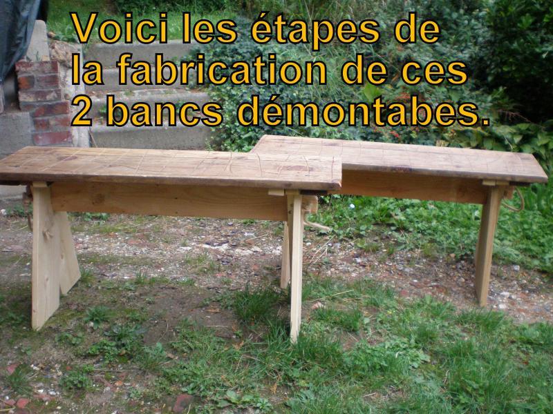 Fabriquer Un Banc En Bois Exterieur : Fabriquer Un Banc En Bois Comment Transformer Un Simple Banc En