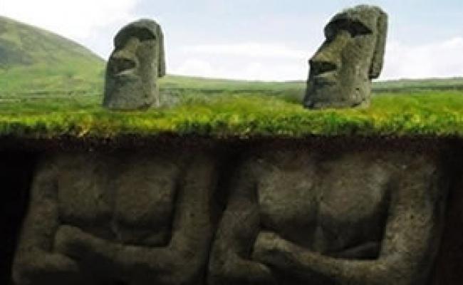 Gut gemocht NousNeSommesPasSeuls :: Les statues de l'île de Pâques auraient marché NG47