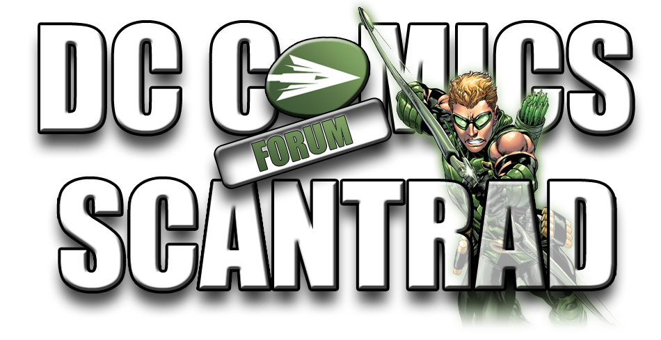 Dc Comics Scantrad Index du Forum