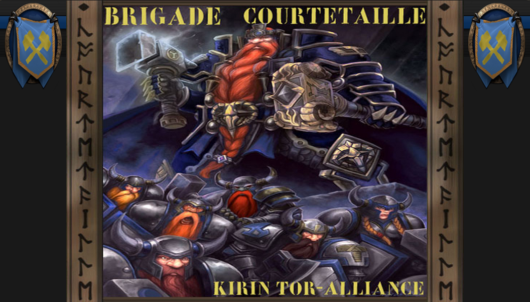 La Brigade Courtetaille Index du Forum