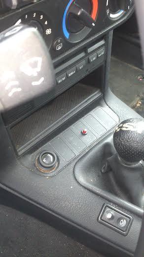 PASSION BMW E36 :: pb anti demarrage