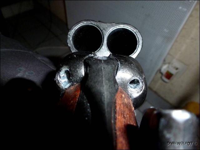 [DarkyGarage]  Projet Double Barrel Gun sur base coach gun denix P1010127-3edc105