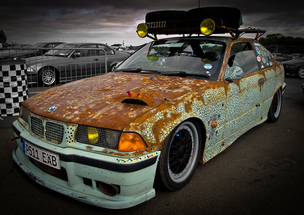 passion bmw e36    bmw rat style