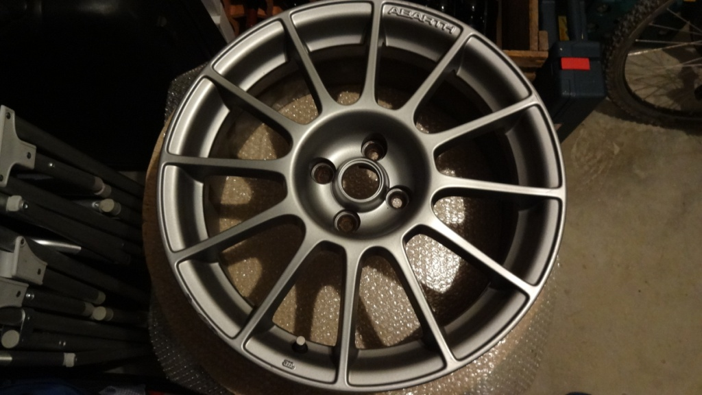 Abarth Assetto Corse Vds 4 Jantes 500 Abarth 17 Quot