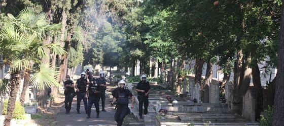 Polis tomde geziparken