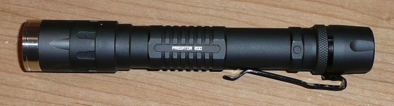 """Lampe à LED tactique Genesis à 2 piles """"AA"""". Genesis-3-436a23c"""