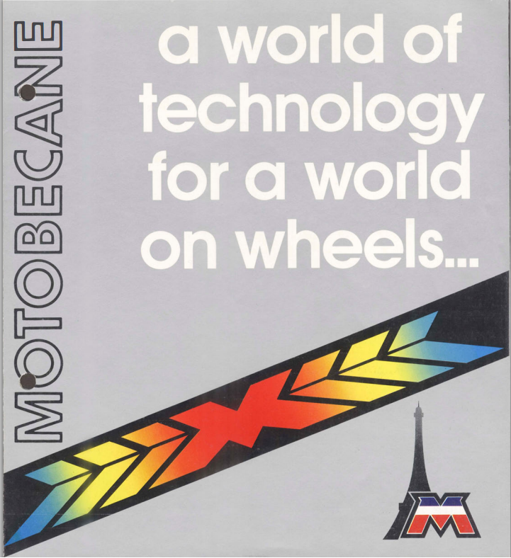 Motobecane MBK Mirage 1-4d1df28