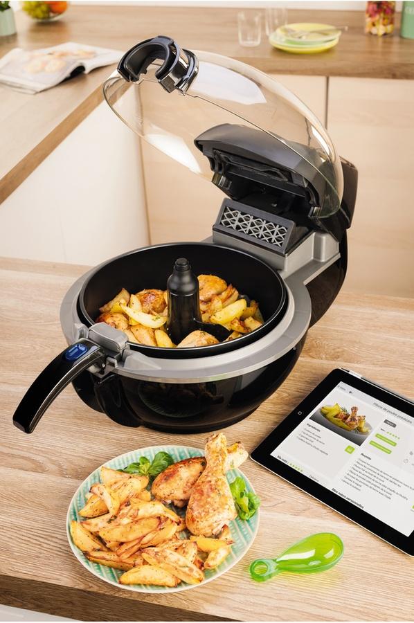 7b93a64f0f4c1b Seb Actifry Smart XL   la première friteuse connectée et intelligente