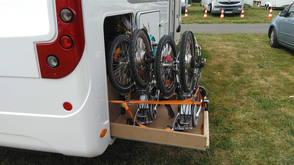 Forum camping-car par marque :: Réalisation de l'aménagement Soute Fleurette