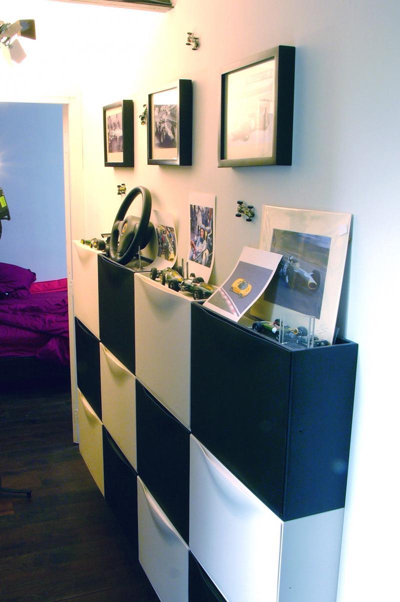 Construire Un Meuble À Chaussure depiedencap :: meuble de rangement pour chaussures