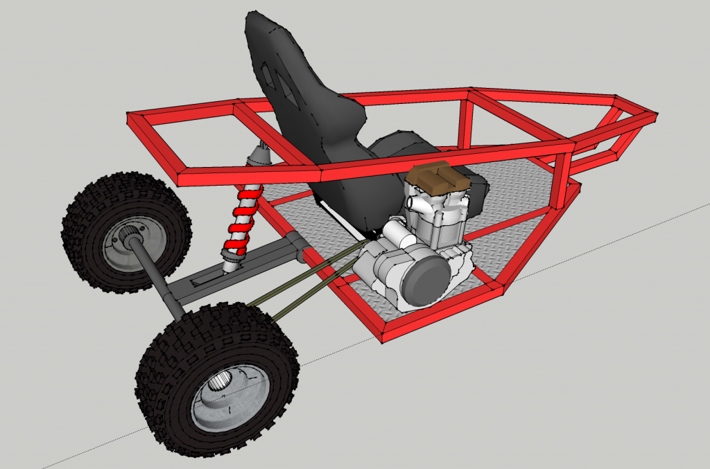 Plan Kart Cross Fait Maison   Ventana Blog